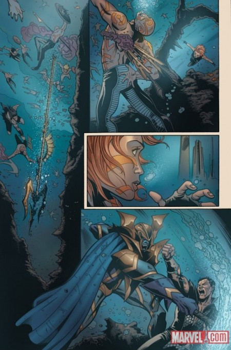 Fear Itself: The Deep #1 Preview2
