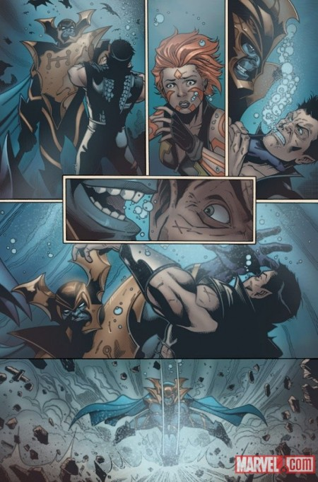 Fear Itself: The Deep #1 Preview3