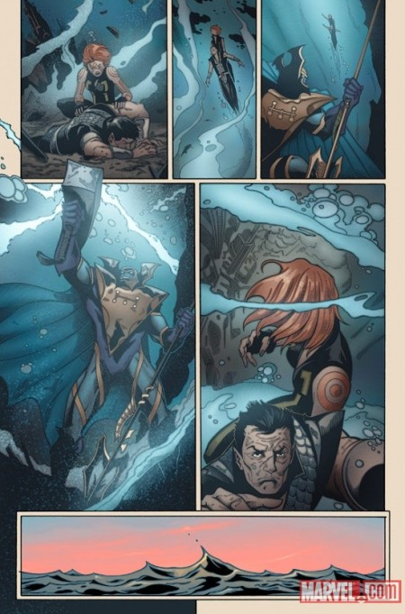 Fear Itself: The Deep #1 Preview5