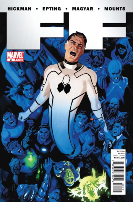 FF #3 Cover