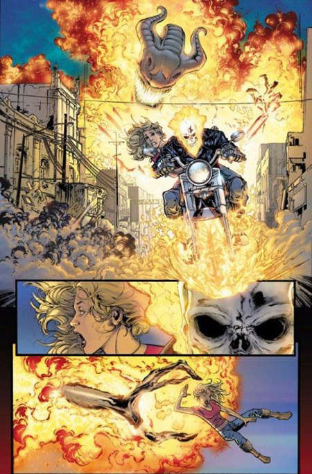 Ghost Rider #0.1 Preview1