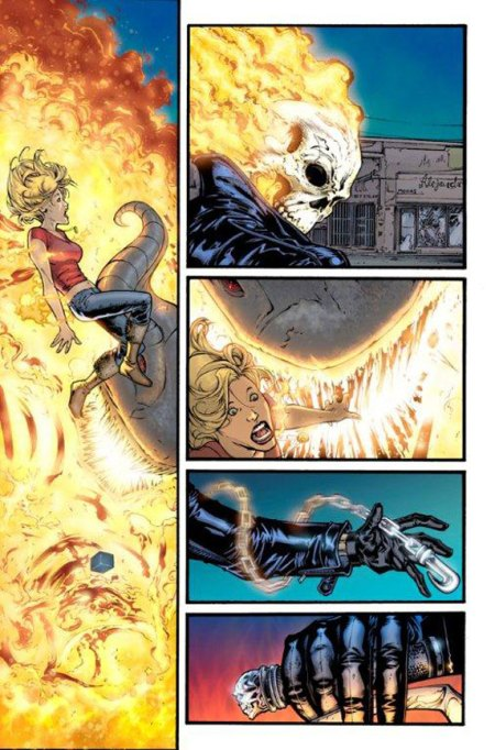 Ghost Rider #0.1 Preview2