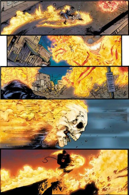 Ghost Rider #0.1 Preview3