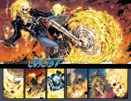 Ghost Rider #0.1 Preview4