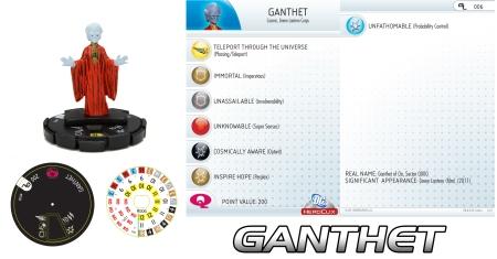 Heroclix Ganthet