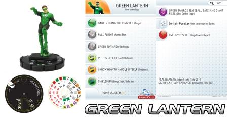 Heroclix Green Lantern
