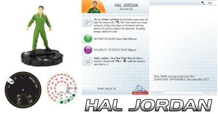Heroclix Hal Jordan