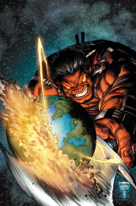 Hulk #35 Cover