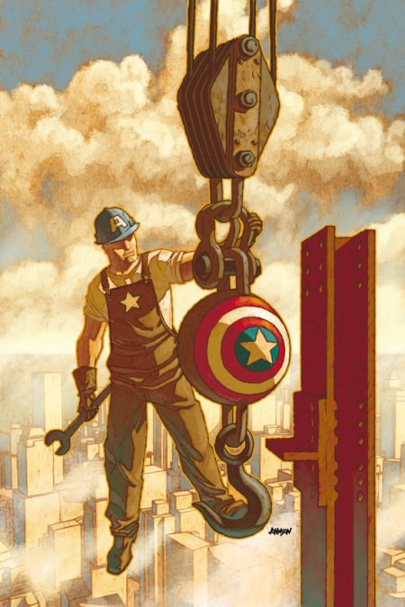 I am Cap Uncanny X-Men #539