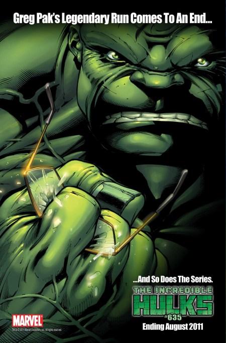 Incredible Hulks #635 Teaser