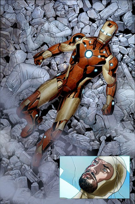 Invincible Iron Man #505 Preview1