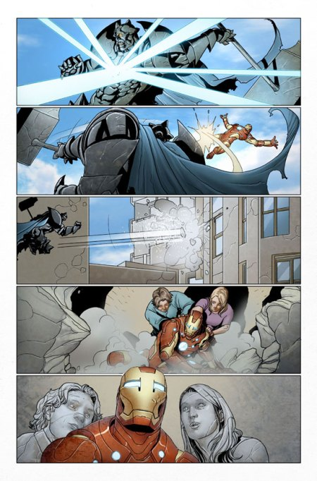 Invincible Iron Man #505 Preview3