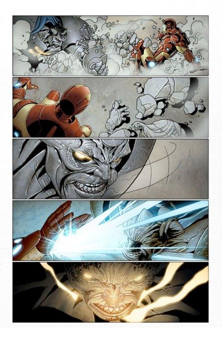 Invincible Iron Man #505 Preview4