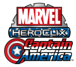 Marvel Heroclix Captain America