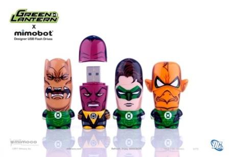 Mimobot Green Lantern