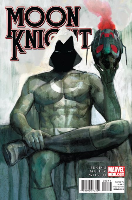 MOON KNIGHT #2 COVER