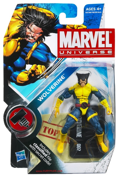 MVL U Wolverine Packaging