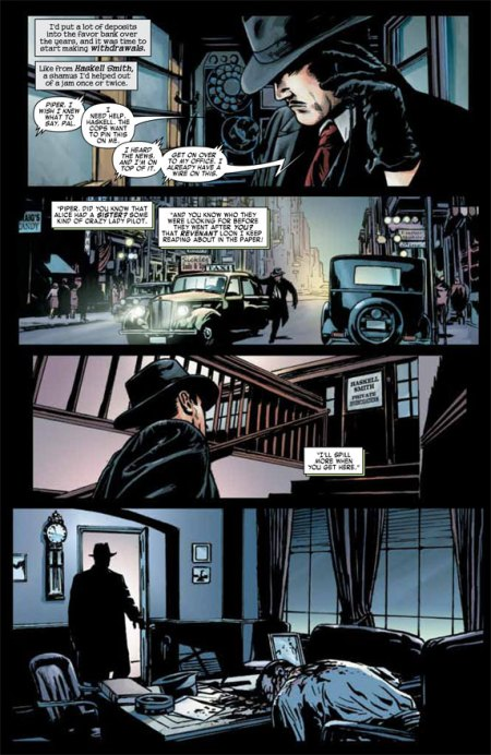 Mystery Men #1 Preview1