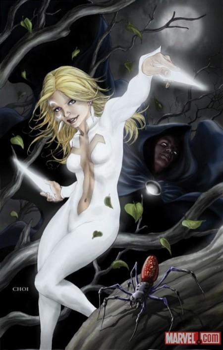 Spider-Island: Cloak & Dagger #1 Cover
