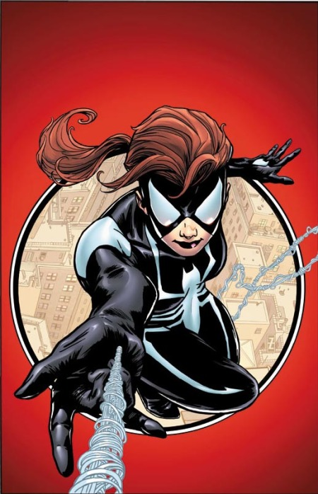 Spider-Island: The Amazing Spider-Girl #1 Cover