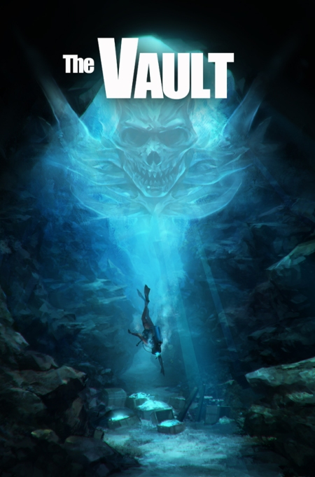 The Vault #1 Cover