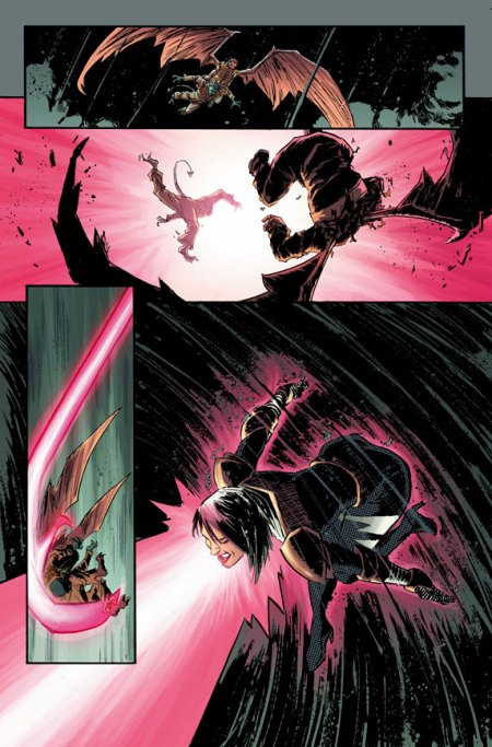 Thunderbolts #159 Preview1