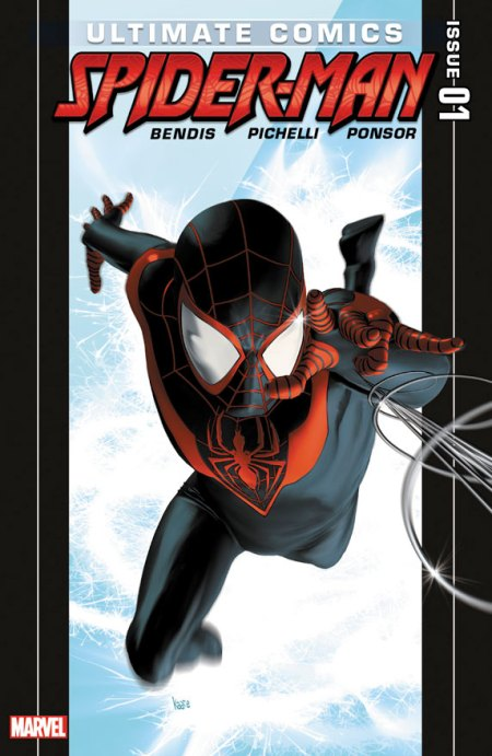 Ultimate Comics Spider-Man #1 Cover