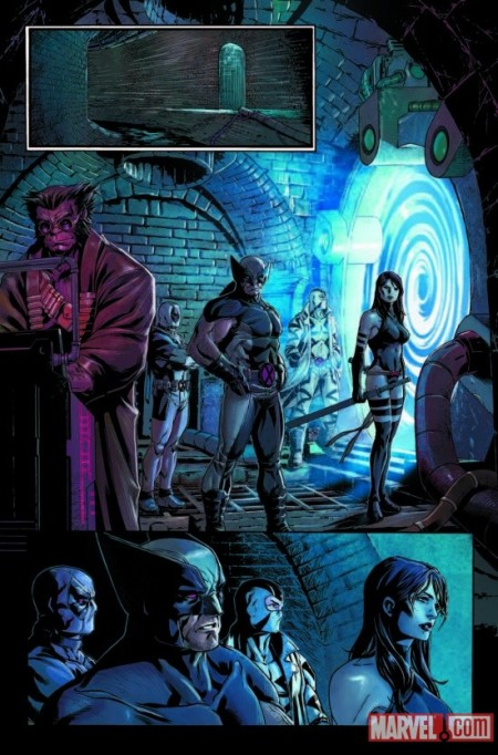 Uncanny X-Force #11 Preview1