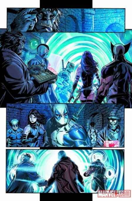 Uncanny X-Force #11 Preview2