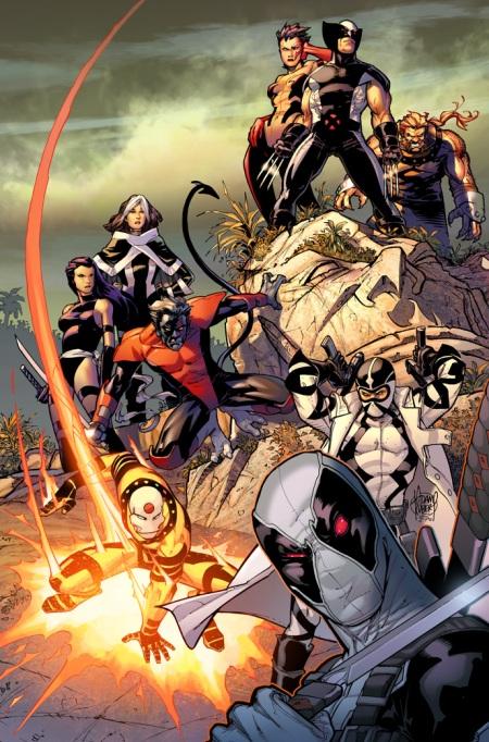 Uncanny X-Force #12 Kubert Variant