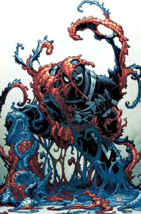 Venom #6 Cover