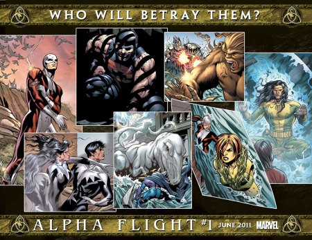 Who Will Betray Alpha Flight