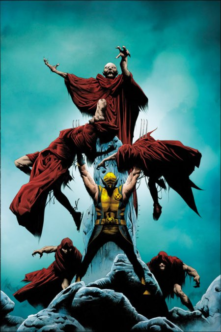 Wolverine #10 Cover
