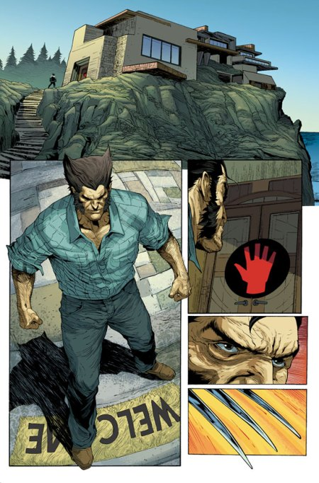 Wolverine #10 Preview1