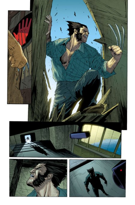 Wolverine #10 Preview2