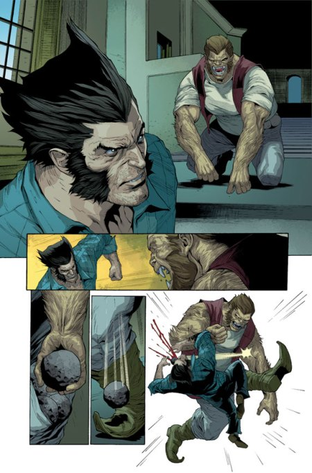 Wolverine #10 Preview3