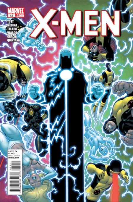 X-MEN #12 COVER