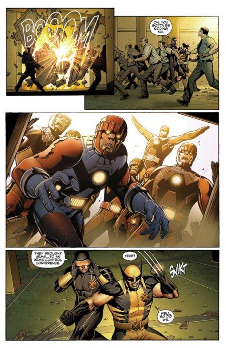 X-Men: Schism #1 Preview2