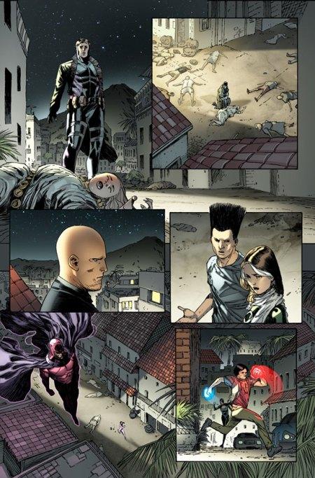 X-Men Legacy #250 Preview1