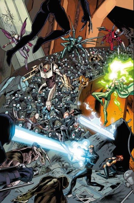 X-Men Legacy #250 Preview7