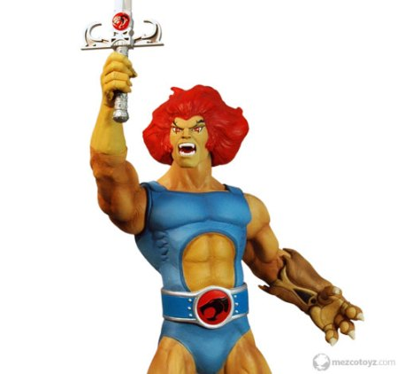 Variant Limited Edition Lion-O Figure