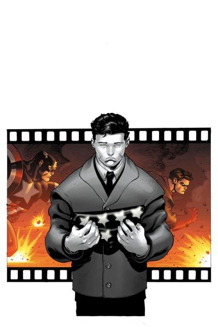 Captain America & Bucky #620 Cover