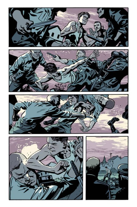 Captain America & Bucky #620 Preview5