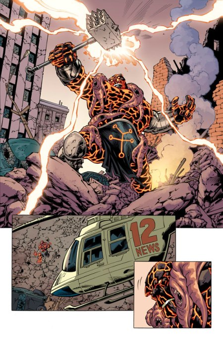 Fear Itself: FF #1 Preview1