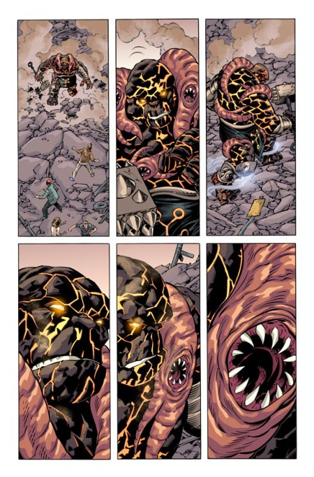 Fear Itself: FF #1 Preview3