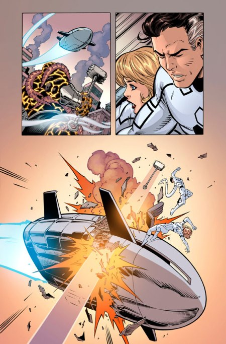 Fear Itself: FF #1 Preview4