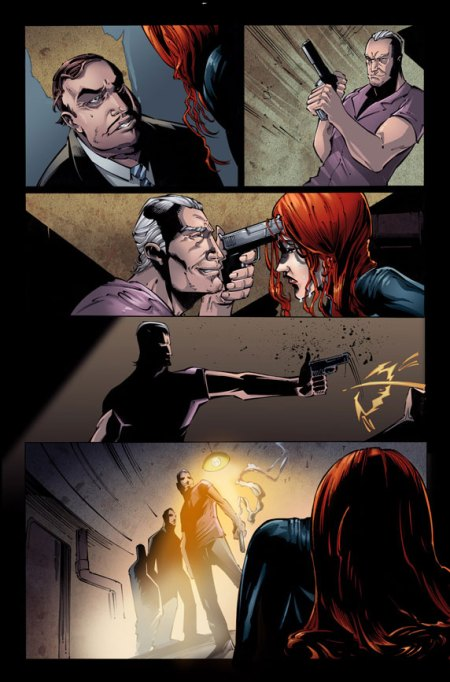 Fear Itself: Black Widow #1 Preview2
