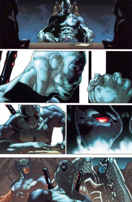 Fear Itself: Uncanny X-Force #1 Preview1