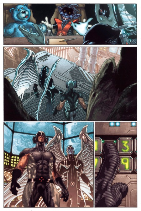 Fear Itself: Uncanny X-Force #1 Preview2