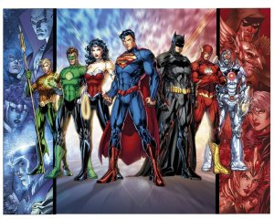 Full Justice League